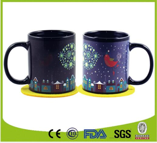 Color changing mug/Magic Mug