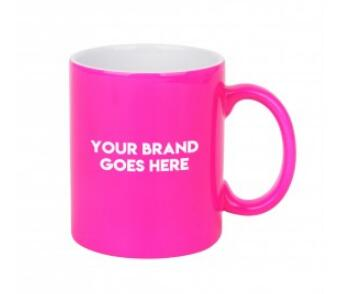 11oz noen color promotion mug