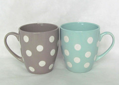 12oz Special color glazed mug