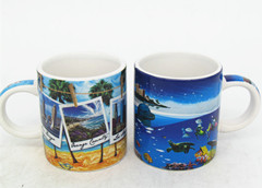 4oz Souvenir Mug with Printing