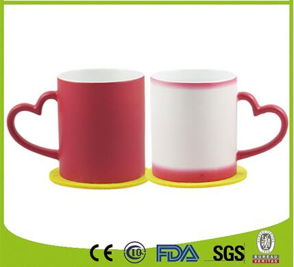 color changing coating mug