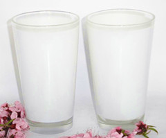 sublimation glass tumbler